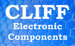 CLIFF blue honeycomb logo