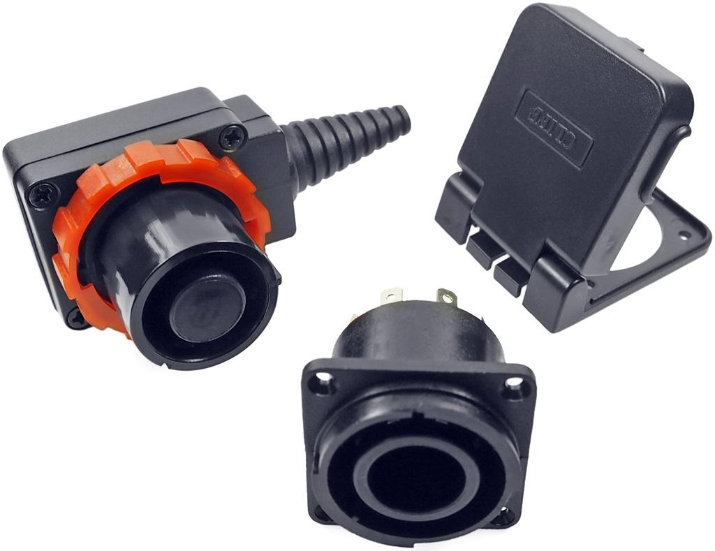 CliffCon 8 pole connectors