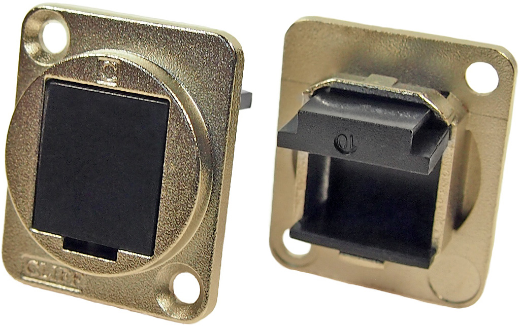 CLIFF Electronic Components - Metal Feedthrough Data Connectors in XLR ...