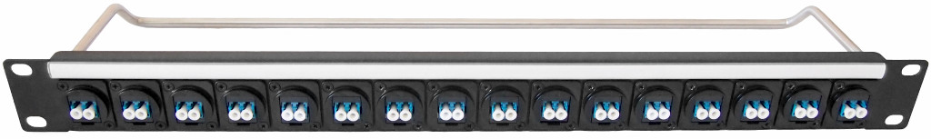 CLIFF Electronic Components - 1U 19 Inch Rack Panels