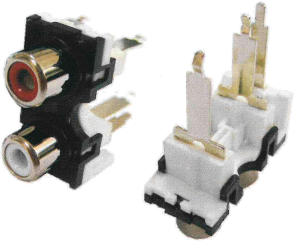 CLIFF Electronic Components - Phono RCA Cinch Connectors